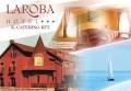 Laroba Hotel és Halásztanya Étterem alsóörsi étterem-helyszín