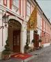 Szent György Hotel budapesti étterem-helyszín