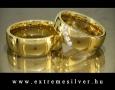 Karikagyűrű - jegygyűrű webshop gyulai esküvői ékszer-jegygyűrű