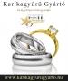 Feil Gold Star kft. budapesti esküvői ékszer-jegygyűrű