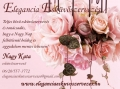 Elegancia Esküvőszervezés székesfehérvári esküvőszervező