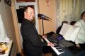 Kaiser Zoltán etyeki esküvői zenész