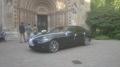BMW Esküvői autó sofőrrel budapesti autókölcsönző