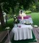 Esküvő Varázs erdőkertesi esküvői dekoráció