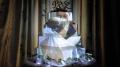 Tortaceremónia dunakeszii esküvői dekoráció