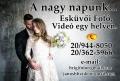brigifotovideo bajai esküvői videós